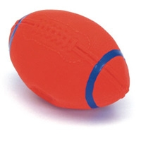 Coastal 83014 Latex Football Dog Toy
