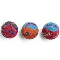 Ethical Burlap Balls