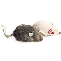 Ethical Smooth Fure Mice Twin Pack