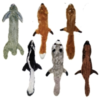 "Ethical Skinneeez 12 Piece Clipstrip Plush 24""- 2 Of Each Variety"