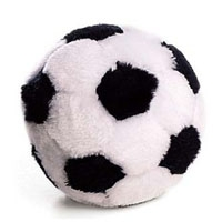 Ethical Plush Soccer Ball