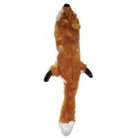 Ethical Skinneeez Plus Fox Dog Toy 24""