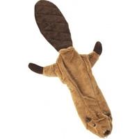 """Ethical Mini Skinneeez Plush Dog Toy Beaver 14"""""""