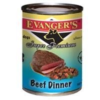 Evanger's Gold SP Grain Free Beef Dinner, 12/13.2 Oz