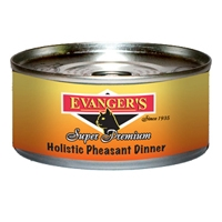 Evanger's Holistic Pheasant Cat, 5.5 Oz