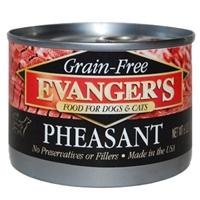 Evanger's 100& Pheasant Dog, 24/6 Oz