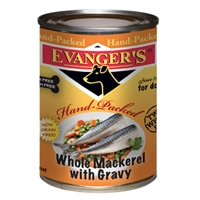 Evanger's Hand Packed Grain Free Catch Of The Day Dog 12/13Oz