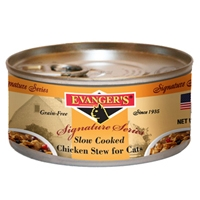Evanger's Signature Series Slow Cooked Chicken Stew for Cats