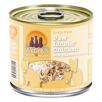 Weruva Cat Paw Lickin' Chicken, 12/10 oz.