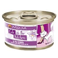 Weruva Sardine, Tuna & Turkey Recipe Au Jus 24/3.2oz Cans Two Tu Tango