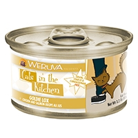 Weruva Mackerel & Shrimp Recipe Au Jus 24/3.2oz Cans La Isla Bonita