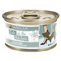 Weruva Chicken & Tuna Recipe in Pumpkin Consomme 24/3.2oz Cans Funk in the Trunk