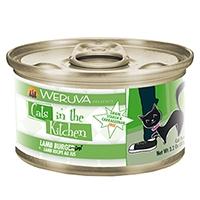 Cats in the Kitchen Lamb Burger-ini Lamb Recipe Au Jus Canned Cat Food