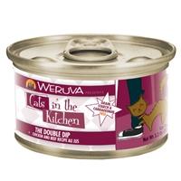 Weruva Chicken & Beef Recipe Au Jus 24/3.2oz Cans The Double Dip
