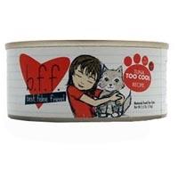 Weruva Best Friend Feline (BFF) Tuna Too Cool 5.5 oz Can