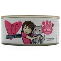 Weruva Best Friend Feline (BFF) Tuna and Bonito Be Mine 8/5.5 oz Tray