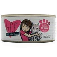 Weruva Best Friend Feline (BFF) Tuna and Bonito Be Mine 5.5 oz Can