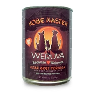 Weruva Kobe Master Can Dog 12/13.2 oz.