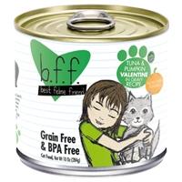 Weruva Best Feline Friend (BFF) Tuna & Vegies Valentine, 12/10 oz.
