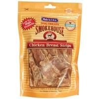 Smokehouse USA Chicken Strips 4oz Resealable Bag
