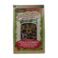K9 Granola Pumpkin Crunchers Apple/Cranberry 16oz