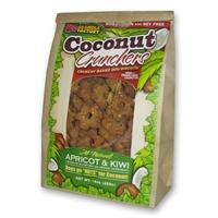 K9 Granola Coconut Crunchers Apricot/Kiwi 16oz