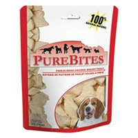 PureBites Chicken Breast Freeze Dried Treats 3oz