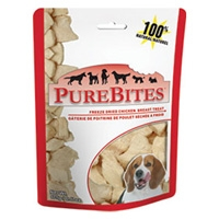 PureBites Chicken Breast Freeze Dried Treats 6.2oz