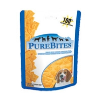 PureBites Cheddar Cheese Freeze Dried Treats 2.5oz
