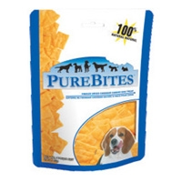 PureBites Cheddar Cheese Freeze Dried Treats 5.2oz