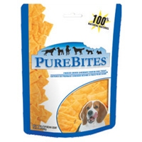 PureBites Cheddar Cheese Freeze Dried Treats 10.8oz