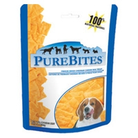 PureBites Cheddar Cheese Freeze Dried Treats 20.4oz