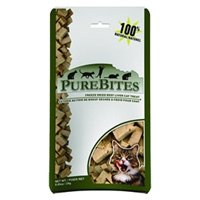 PureBites Beef/Liver Freeze Dried Cat Treats .85oz