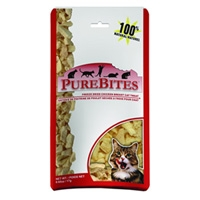 PureBites Chicken Breats Freeze Dried Cat Treats .6oz