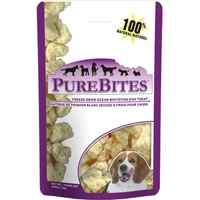PureBites Freeze Dried Ocean Whitefish Dog Treat