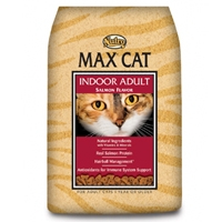 Nutro Max Cat Indoor Salmon, 6/3 Lb