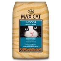 Nutro Max Cat Indoor Weight Control, 6/3 Lb