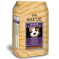 Nutro Max Cat Senior, 4/6 Lb