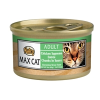 Nutro Max Cat Gourmet Classic Chicken Supreme, 24/3 Oz