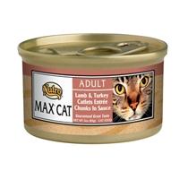 Nutro Max Cat Gourmet Classic Lamb and Turkey Cutlet, 24/3 Oz