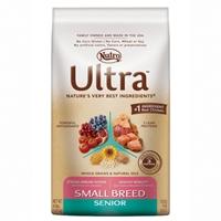 Nutro Ultra Small Breed Senior Dog 6/4#