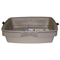 Van Ness Sifting Cat Pan With Frame