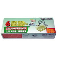 Van Ness Drawstring Liner 6 Pack Extra Giant