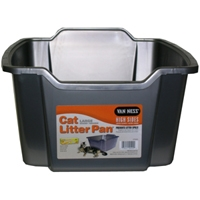 Van Ness High Sided Cat Pan Large