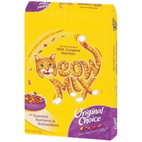 Delmonte Meow Mix Original 16 lb.