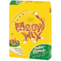 Delmonte Meow Mix Indoor Formula 14.2 lb.