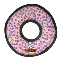 VIP PRODUCTS TUFFY ULTIMATE RING PINK LEOPARD
