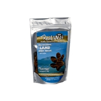 Real Meat Dog Jerky Lung Venison 8oz