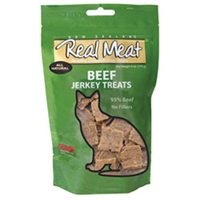 Real Meat Cat Jerky Beef 3oz