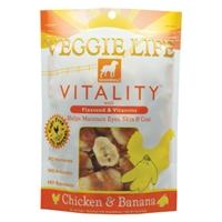 Dogswell Veggie Life® Vitality™ Chicken & Banana 5oz